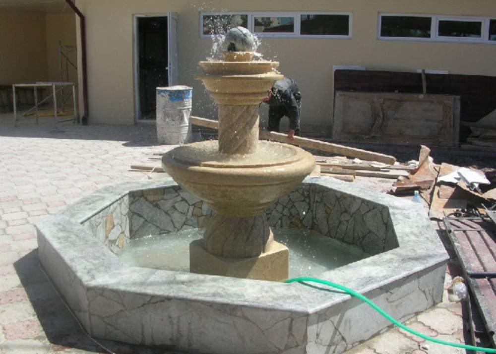 Заказать Услуги по установке фонтанов. Благоустройство объектов недвижимости.