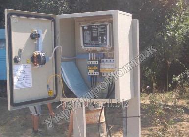Заказать Автоматика для водонапорных башен в Украине