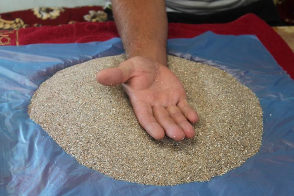 Заказать Псаммотерапия— метод лечения с использованием горячего песка