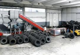 Заказать Сбор и переработка изношенных шин