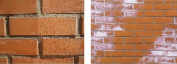Заказать Защита фасада от высолов. Чем обработать кирпич, фагот для защиты от высолов (соли).