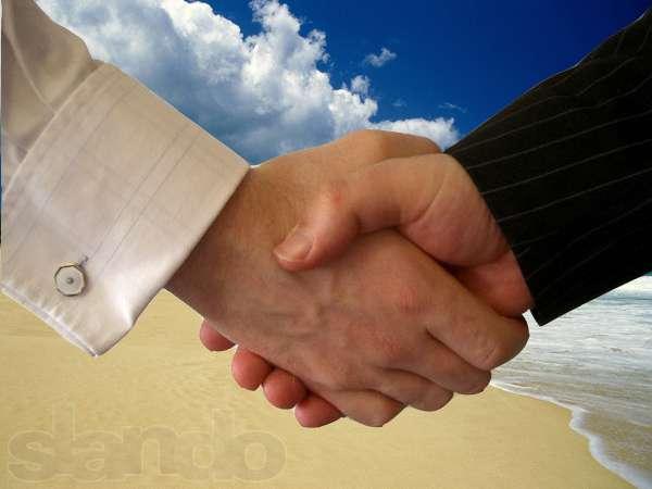 Заказать Находим партнеров в бизнесе