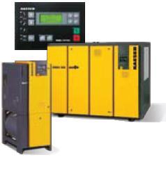 Обслуживание компрессоров промышленых Kaeser