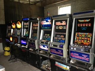 Заказать Аренда игровых автоматов MegaJack, Igrosoft, SLIM