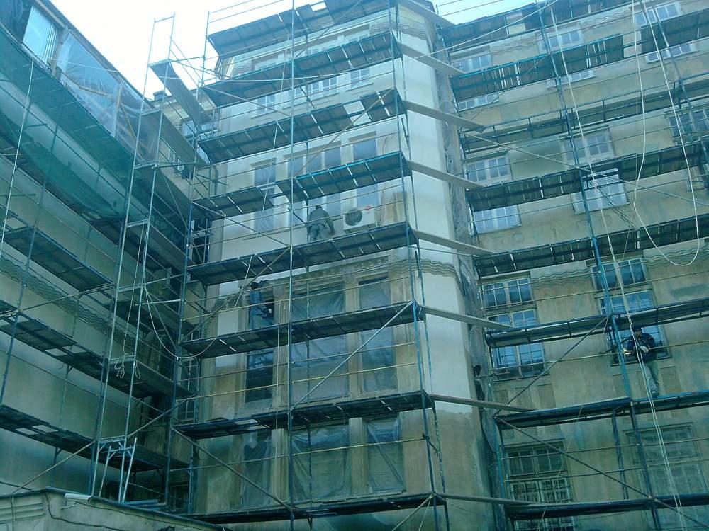 Заказать Реставрация фасадов