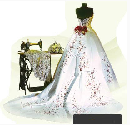 Ремонт свадебных платьев