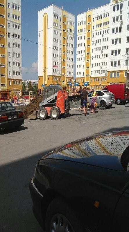 Заказать Работы дорожно-строительные