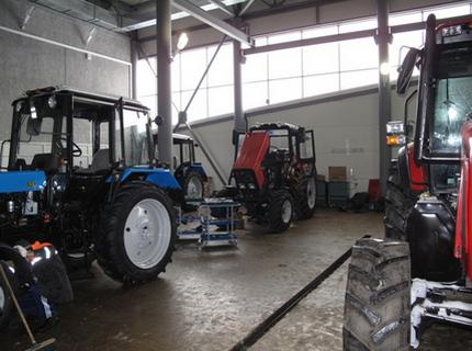 Заказать Модернизация сельхозтехники