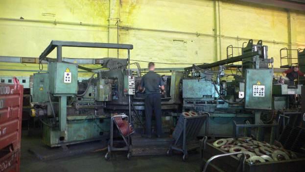 Заказать Производство запасных частей для станков