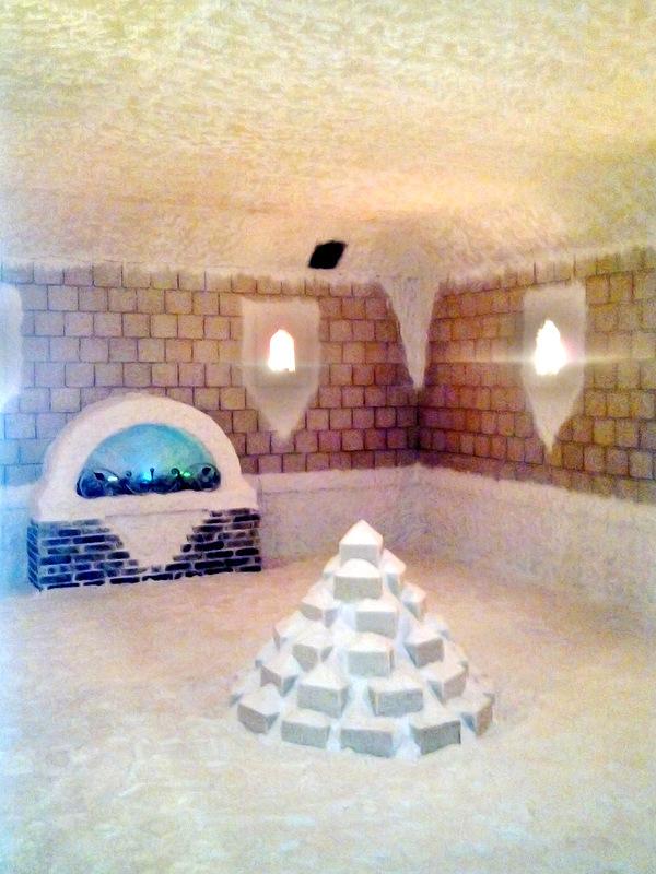 Заказать Нетрадиционная медицина. Соляные пещеры в Киеве