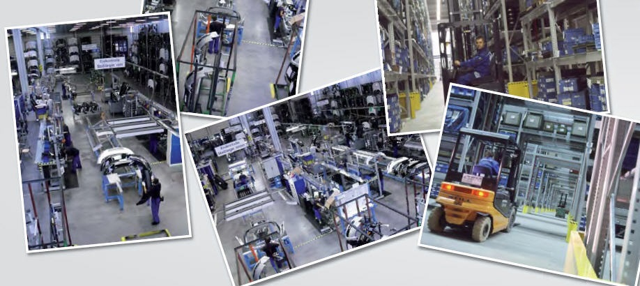 Заказать Доставка оборудования различной комплектации. Полный спектр логистических услуг