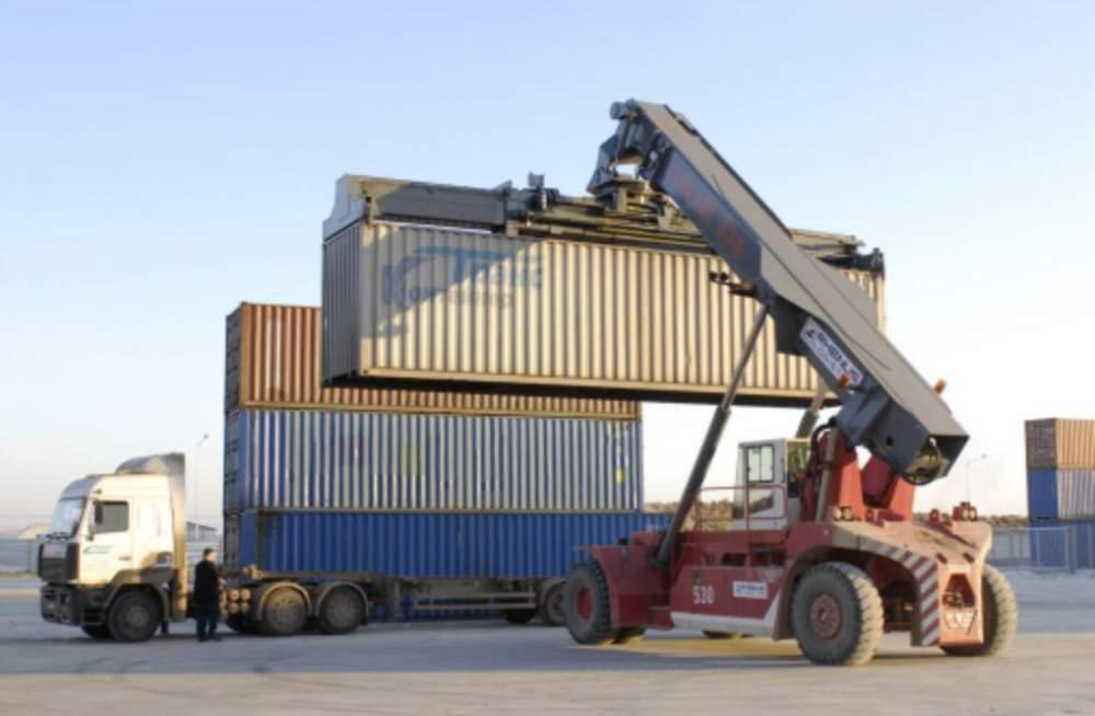 Заказать Перевозки грузов стандартными контейнерами