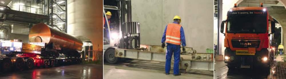 Заказать Перевозки грузов специальным оборудованием