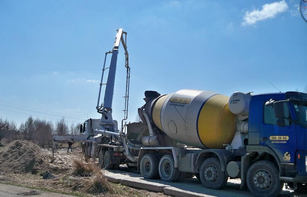 Заказать Компания предлагает в аренду стационарные бетононасосы и автобетононасосы 36, 42 м. Услуги Стационарных бетононасосов, Автобетононасосов с бетоносмесителем Украинка, Обухов
