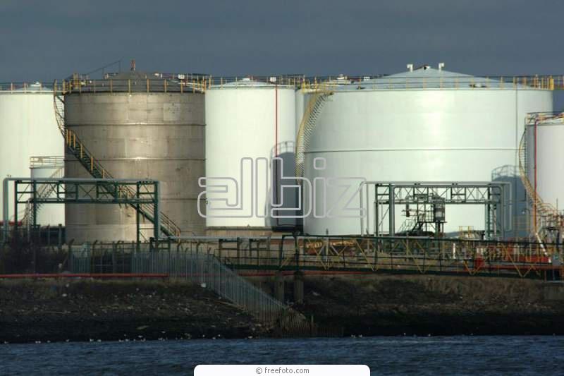 Заказать Хранение нефтепродуктов