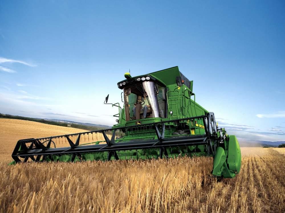 Заказать Уборка зерновых, Волынская область