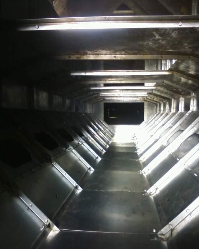 Заказать Реконструкция зерноочистительных агрегатов