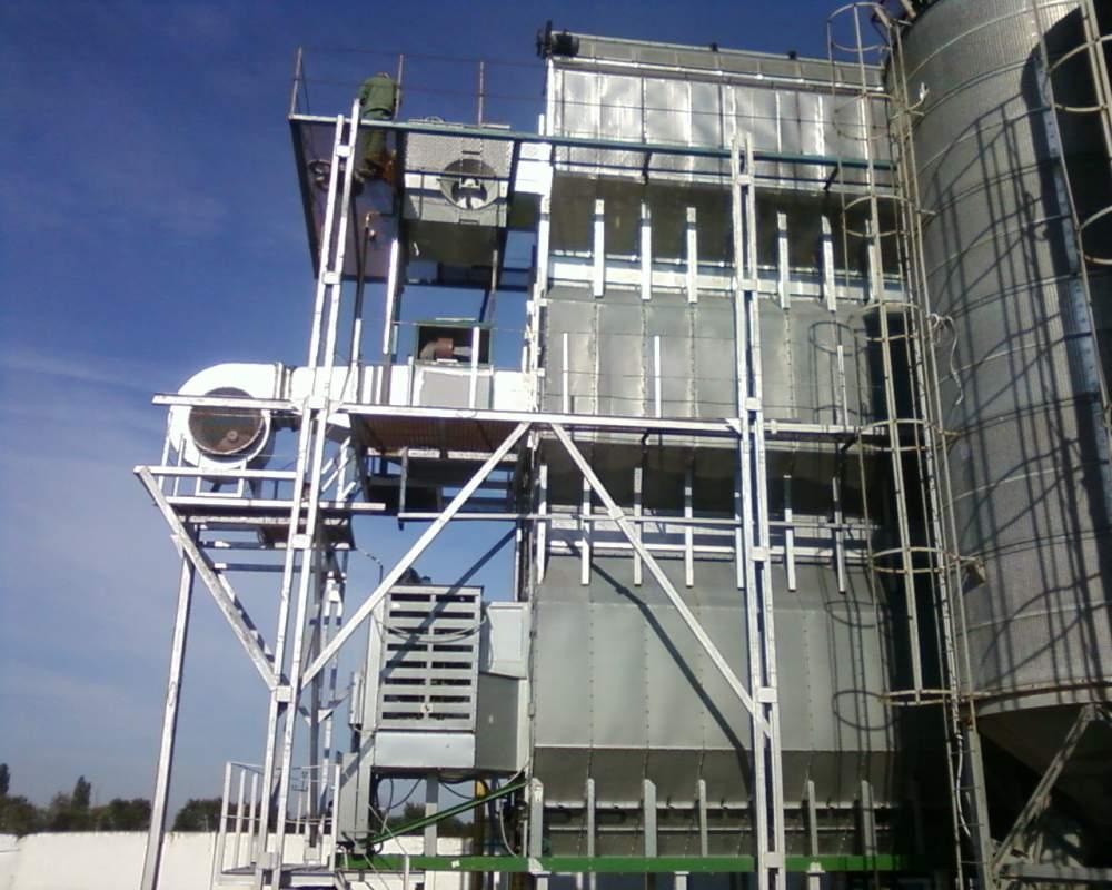 Заказать Строительство зерноочистительных агрегатов