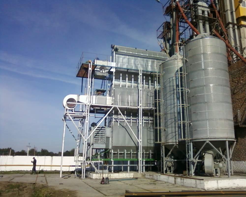 Заказать Строительство зерноочистительных комплексов