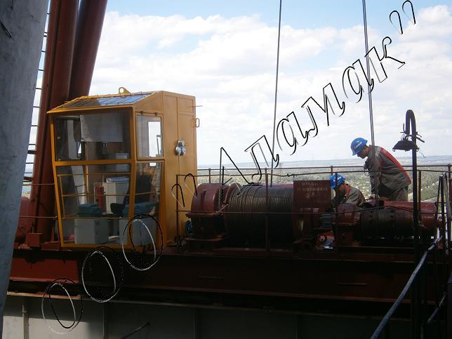 Капитальный ремонт, реконструкция, модернизация грузоподъемных кранов