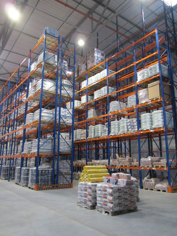 Order Rent of a warehouse