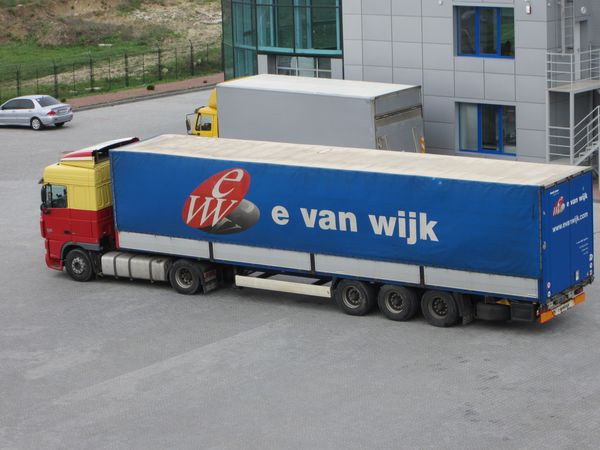 Заказать Международная перевозка зборных грузов
