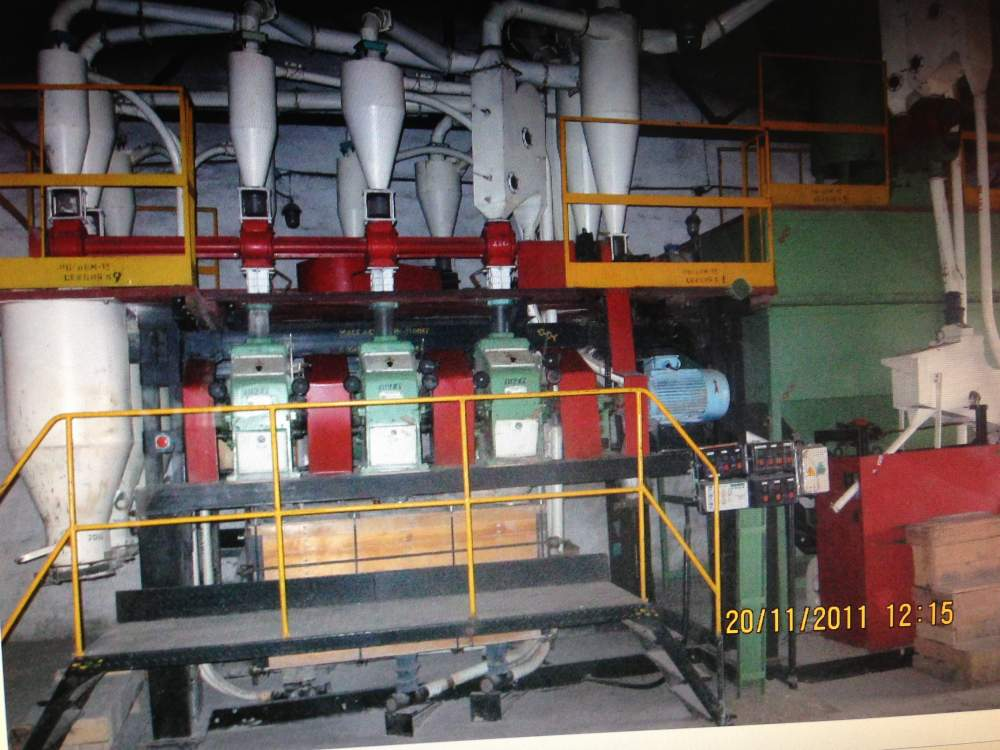 Заказать Агрегатные вальцевые мельницы Р6-АВМ-7:Р6-АВМ-15:А1-БЗН:Р6-БКТ-100:БСХ-3-01:БСХ-: