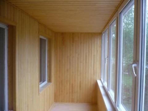 Заказать Обшивка балконов Луцк, обшивка, утепление балконов и лоджий Луцк