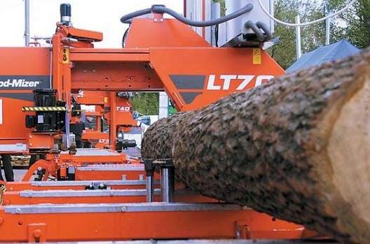Заказать Распиловка древесины, лесоматериалов