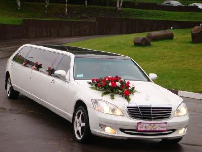 Заказать Лимузин Mercedes-Benz S-класса W-221