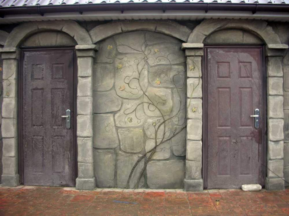 Заказать Художественная роспись стен и потолков.