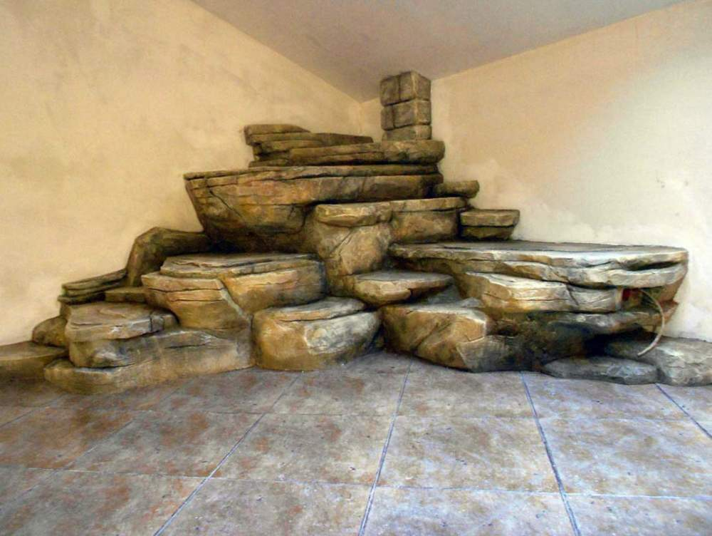 Заказать Художественное оформление интерьера дома от WONDERLAND.