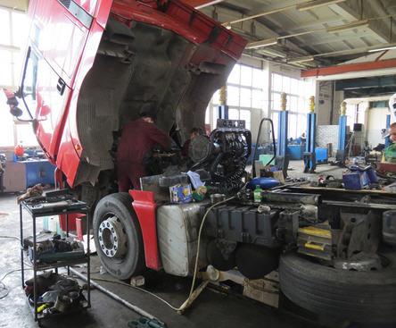 Заказать Восстановление и ремонт автотранспортных средств