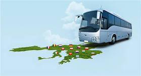 Заказать Автобусные туры в ЕВРОПУ