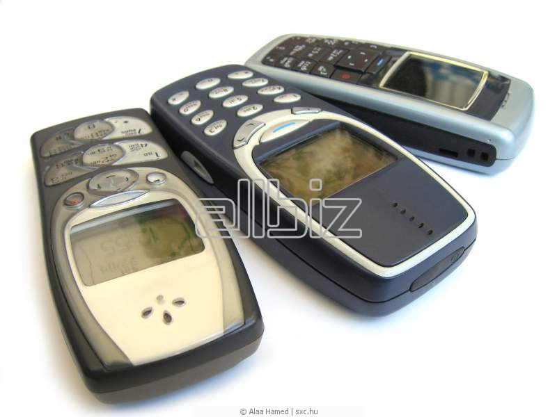 Заказать Ремонт мобильных телефонов
