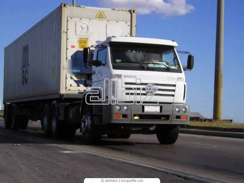 Заказать Грузоперевозки автомобильные, Услуги транспортной логистики