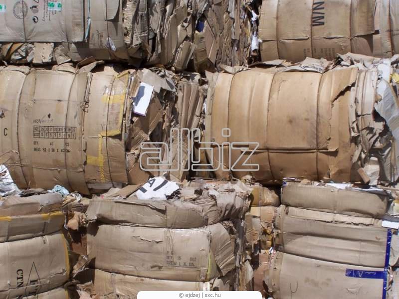 Заказать Переработка, вывоз и утилизация отходов