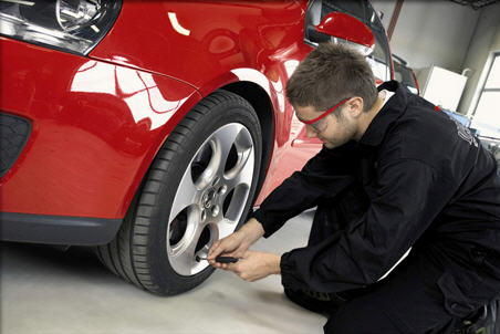 轮胎拆装服务