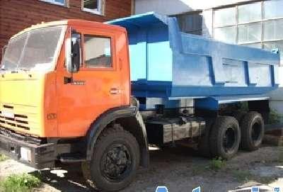 Заказать Грузовые перевозки КАМАЗ 5320.