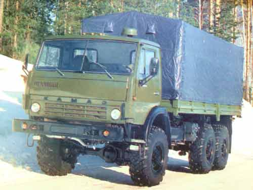 Заказать Грузовые перевозки КАМАЗ 43105
