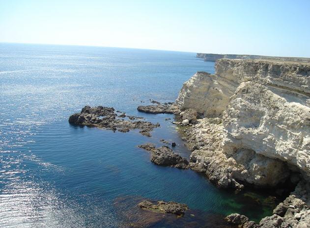 Заказать Отдых в Крыму мыс Тарханкут, пгт Черноморское