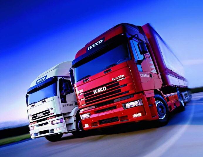 Заказать Международные грузовые автоперевозки