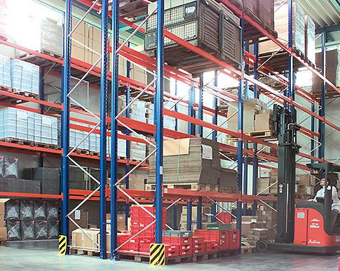Заказать Комплекс услуг по организации складских помещений