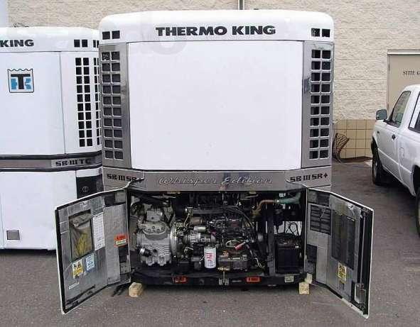 Заказать Послуги по ремонту та обслуговуванню холодильних агрегатів Carrier,TK та інших