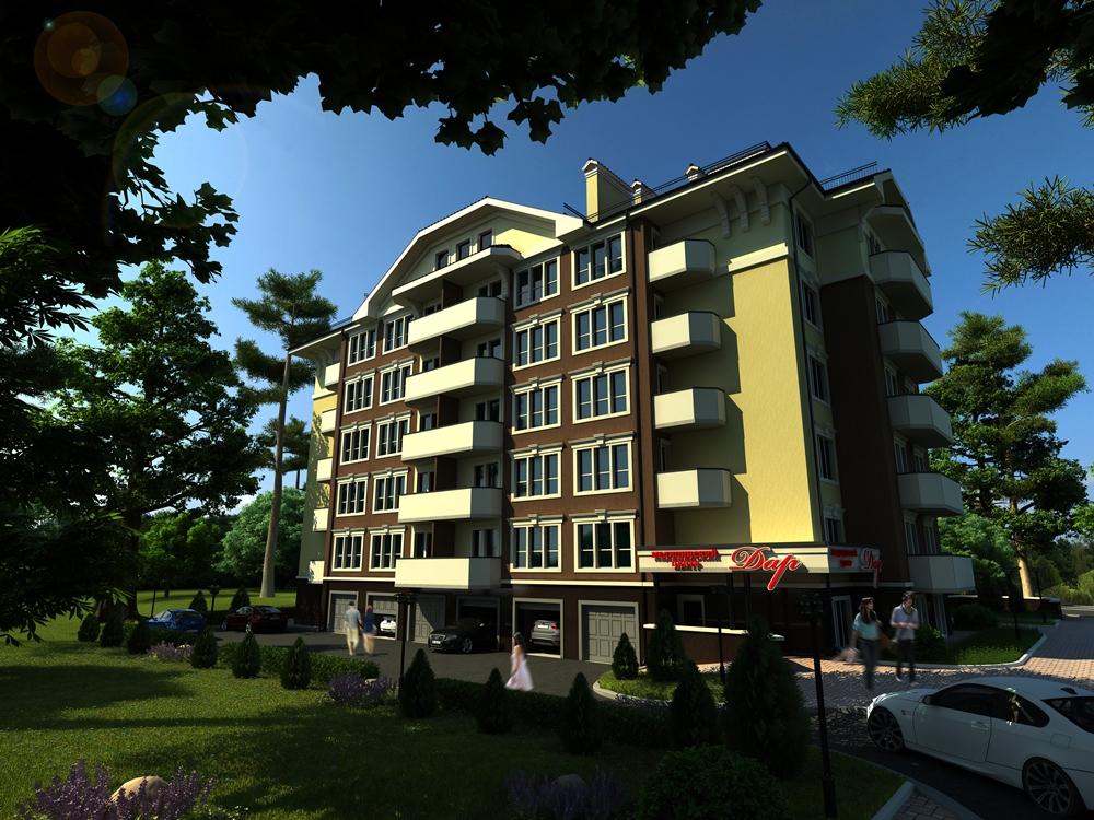 Заказать 1 и 2-х комнатные квартиры в Ирпене, по ул. Мечникова