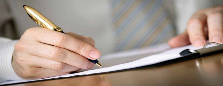 Order Services in customs paperwork