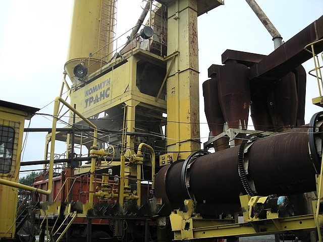 Заказать Реконструкция асфальтных заводов, бетоносмесительных узлов и заводов