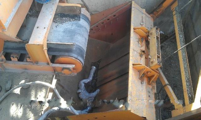 Заказать Реконструкция скипов и конвейеров бетоносмесительных установок