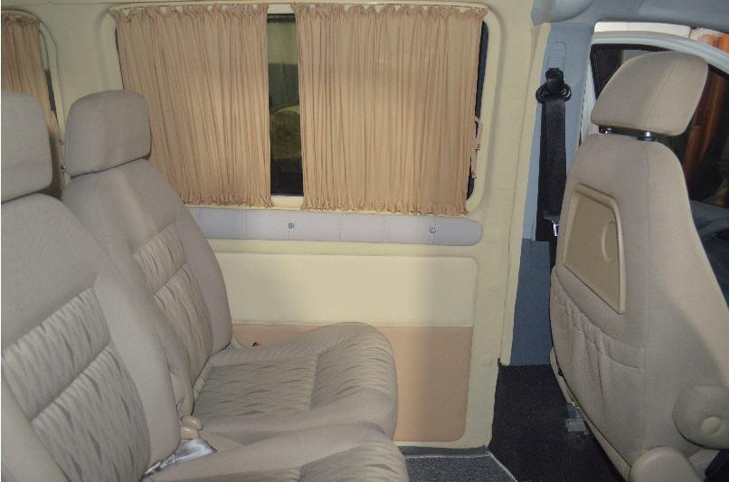 фото тюнинг салона микроавтобусов