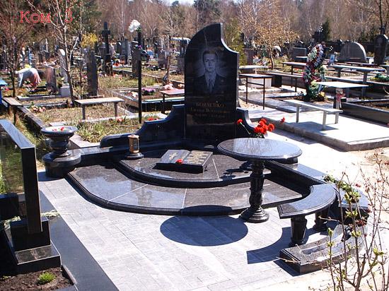 Заказать Изготовление и монтаж ритуальных памятников